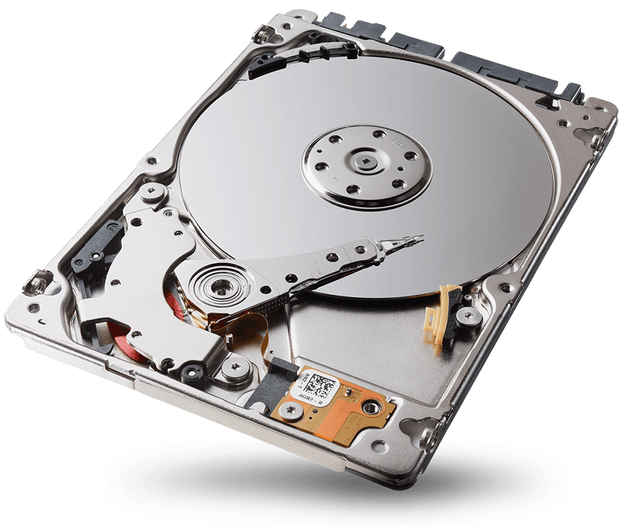 Data Recovery from a mechanical drive